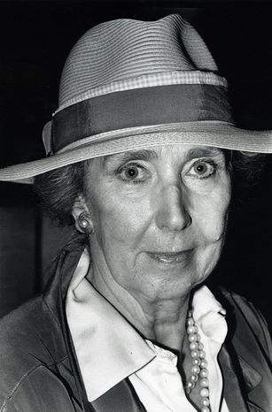 Viola Drath, seen here in 1987, died under mysterious circumstances last year at the ag