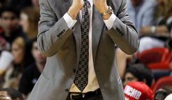 Randy Wittman took over on the Wizards bench when Flip Saunders was fired in January. Still, Washington will finish with the second-worst record in the NBA. (Associated Press)
