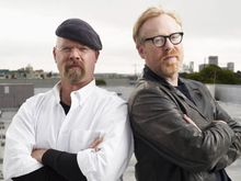 Adam Savage and Jamie Hynemanof MythBusters fame will be on hand at the USA Science and Engineering Festival to presumably bust myths.