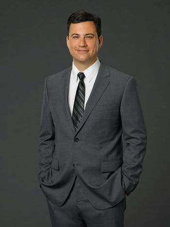 ABC late night host Jimmy Kimmel will be the master of ceremonies for this year's convergence of Hollywood and Washington, otherwise known as the White House Correspondents' Dinner. (Photo provided by White House Correspondent's Association)