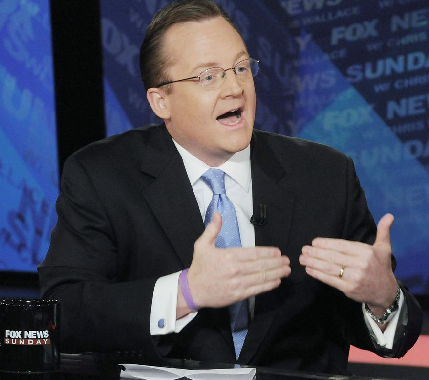 "** FILE ** Obama campaign strategist Robert Gibbs. (""Fox News Sunday"" via Associated Press)"