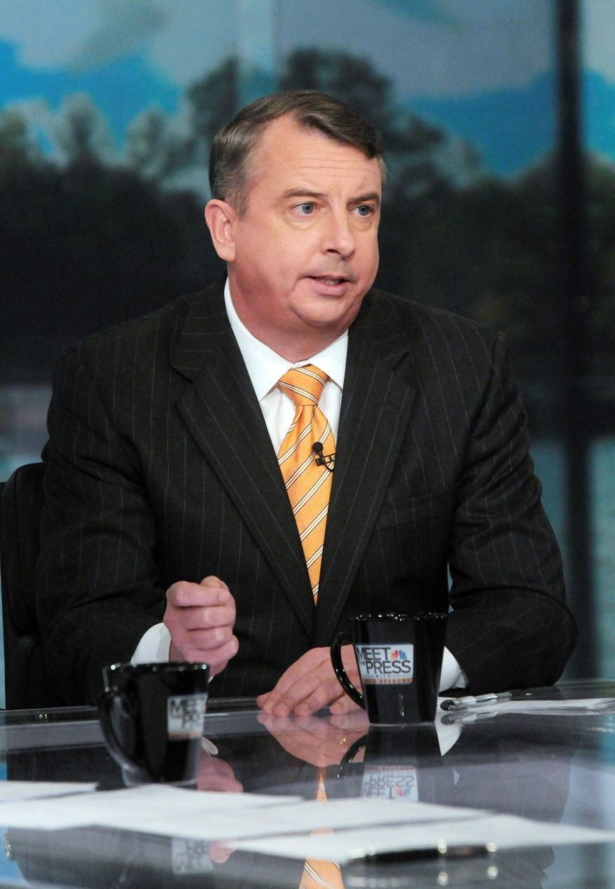 Romney adviser Ed Gillespie (NBC News via Associated Press)