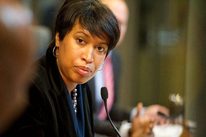 Muriel Bowser (Rod Lamkey Jr./The Washington Times)