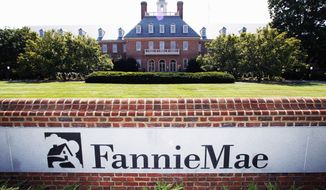 ** FILE ** Fannie Mae. (Associated Press)