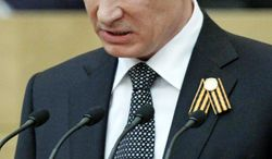 ** FILE ** Russian President Vladimir (Associated Press)