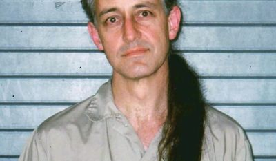 Keith R. Judd, who is serving a prison sentence for extortion, revealed how unpopular Mr. Obama is in West Virginia by taking 41 percent of the presidential primary vote and defeating the incumbent in nine of the state's 55 counties. (Beaumont Enterprise via Associated Press)