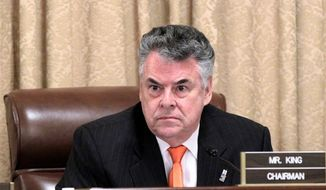 **FILE** Rep. Peter T. King, New York Republican (Associated Press)