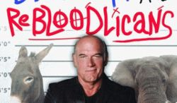 "Jesse Ventura, the former wrestling star and Minnesota governor, is releasing a book titled ""DemoCRIPS and ReBLOODlicans: No More Gangs in Government."" (Skyhorse Publishing)"