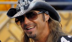 Bret Michaels (AP photo)