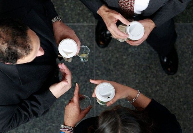 Coffee drinkers received some good news from a new study. They are a little more likely to live longer. Compared to those who drank no coffee, men who had two or three cups a day were 10 percent less likely to die at any age. For women, it was 13 percent. (Associated Press)
