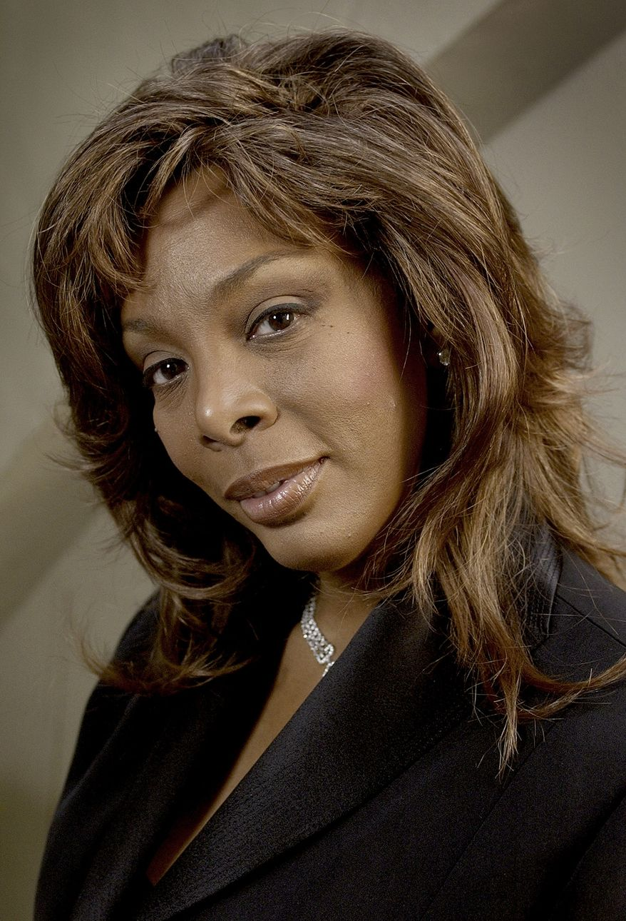 **FILE** Music legend Donna Summer poses Oct. 10, 2003, for a portrait in Beverly Hills, Calif. (Associated Press)