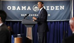 ** FILE ** In this May 14, 2012, file photo, President Barack Obama speaks at a fundraiser hosted by singer Ricky Martin and the LGBT Leadership Council at the Rubin Museum of Art in New York. (AP Photo/Pablo Martinez Monsivais, File)