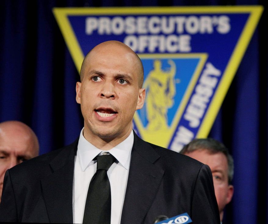 Cory Booker, the Democratic mayor of Newark, N.J., said Sunday that current presidential campaign debates are doing a serious disservice to voters. (Associated Press)