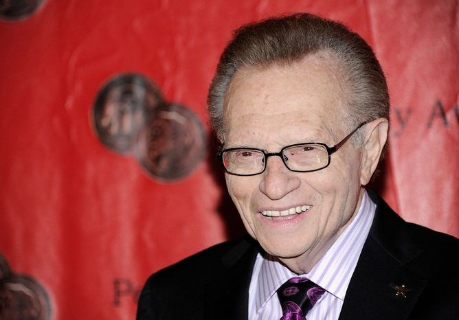 Larry King's talk show on the new digital network Ora.TV will resume this summer earlier than he or the network had anticipated. (Associated Press)
