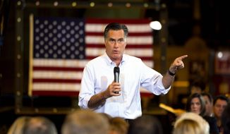 Former Massachusetts Gov. Mitt Romney and his aides have struggled to respond consistently to intensifying criticism about his tenure at Bain Capital and how it would be reflected in his presidency. President Obama sharply attacked Mr. Romney's business career Monday. (Associated Press)