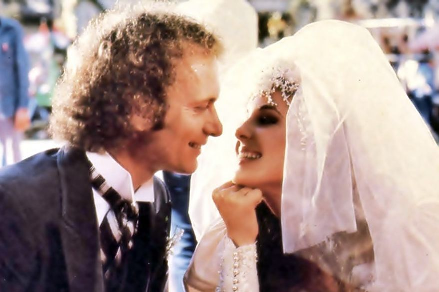 Luke (Anthony Geary) and Laura (Genie Francis) from General Hospital. (Courtesy ABC Television)