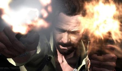 Shoot first and keep shooting in the video game Max Payne 3.