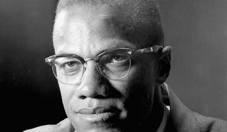 ** FILE ** Malcolm X. (Associated Press)