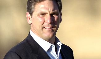 ** FILE ** Craig James (AP Photo/Geoffrey McAllister, File)