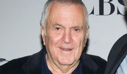 Composer John Kander attends the Tony Awards' meet-the-nominees press reception in New York in May 2011. (AP Photo/Charles Sykes)
