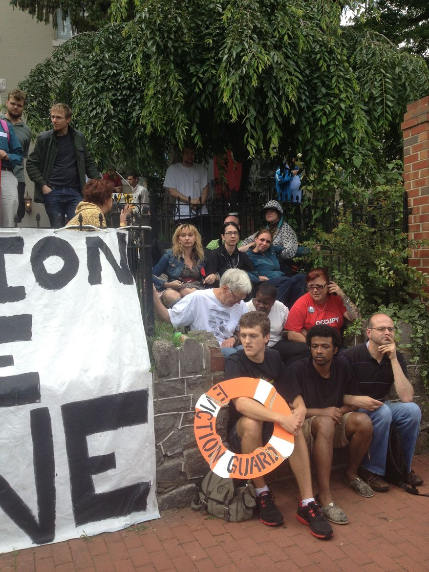 Occupy 917 Maryland Ave
