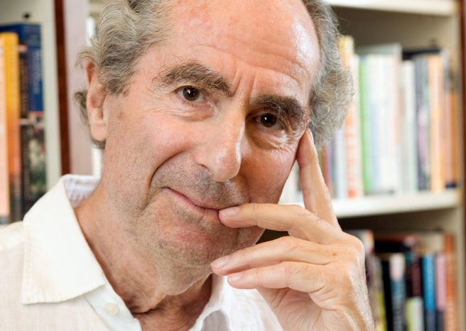 ** FILE ** Philip Roth was named Wednesday June 6, 2012, as the winner of Spain's prestigious 2012 Prince of Asturias Prize for literature in recognition of his formidable contribution to American literatures. (AP Photo/Richard Drew, file)