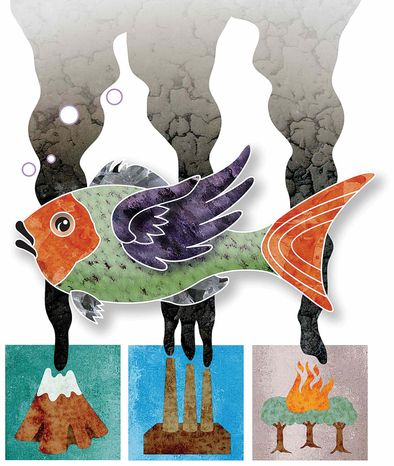Illustration Florida mercury by Greg Groesch for The Wash