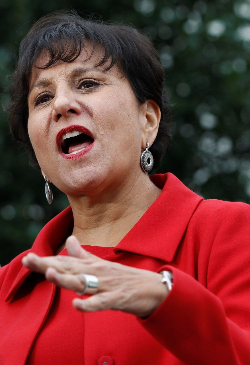 Penny Pritzker and her husband have donated more than $133,000 directly to President Obama's political campaigns, election records show. (Associated Press)