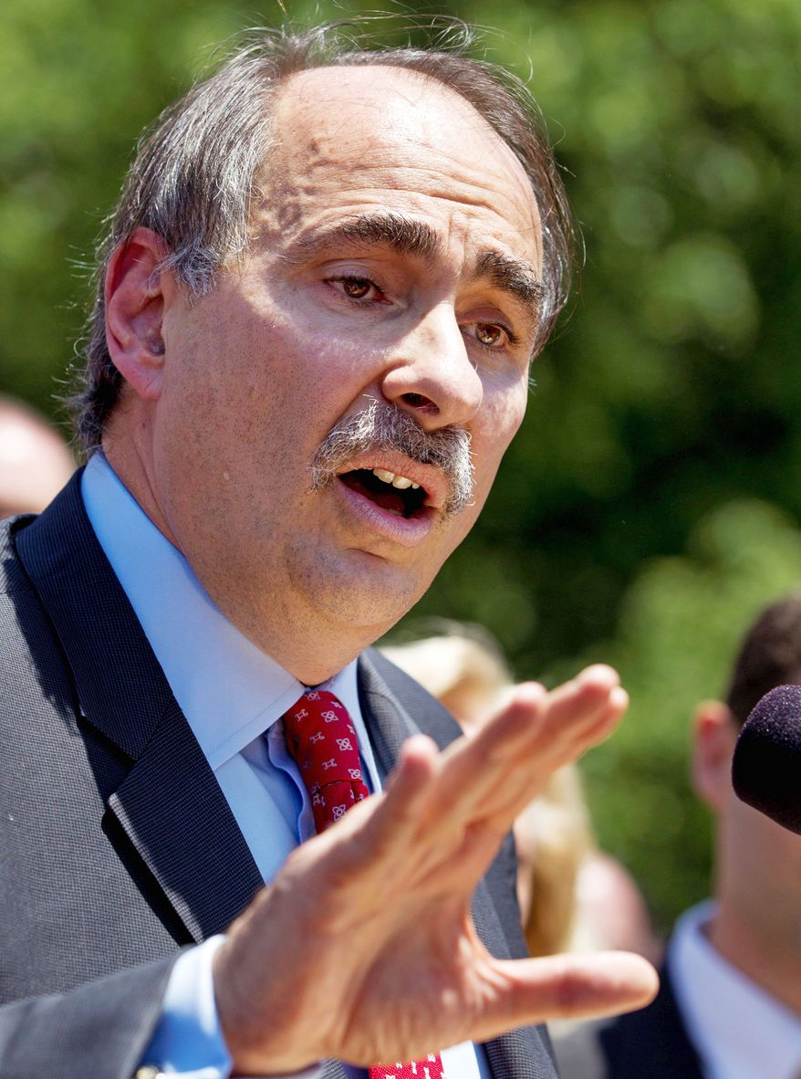 """Senior political adviser David Axelrod told CBS' """"This Morning"""" that voters will make their judgments based on President Obama's actions, not his words. (Associated Press)"""