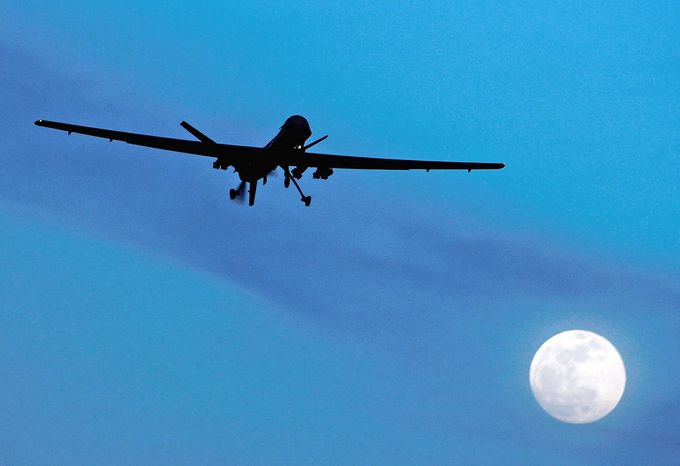 The United States' use of unmanned drones to kill terror suspects was opposed by the majority of voters in 17 of 21 countries polled for a Pew Research Cent