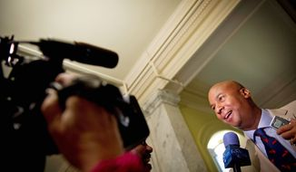 D.C. Council member Michael A Brown (Rod Lamkey Jr./The Washington Times)