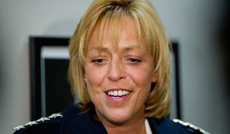 Metropolitan Police Department Chief Cathy Lanier (Andrew Harnik/The Washington Times)