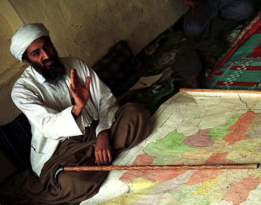 In the months before the Sept. 11 attacks, the CIA unit dedicated to hunting for al Qaeda leader Osama bin Laden complained that it was running out of money, according to declassified documents dating from 1992 to 2004. (Associated Press)