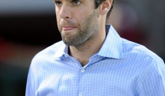**FILE** D.C. United coach Ben Olsen (Associated Press)