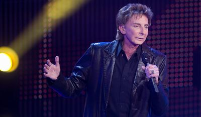 Singer Barry Manilow is helping a drive to supply new or used musical instruments to schools in Grand Rapids, Mich. (Axel Schmidt/DAPD)
