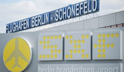 The much-touted opening of Willy Brandt Brandenburg International Airport in Berlin still hasn't happened. Years in the making, plans for its debut in October and then June 3 were scuttled. Now Berlin is faced with not only international embarrassment but also the cost of reimbursing vendors, restaurants and airlines for the delayed opening. (Associated Press)