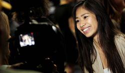 """""""American Idol"""" runner-up Jessica Sanchez is in talks to appear in several episodes of """"Glee,"""" according to the Hollywood Reporter. (Invision)"""