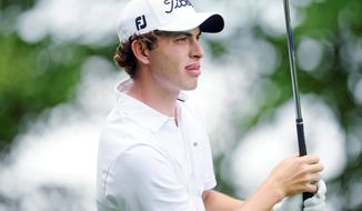 Patrick Cantlay (Ryan M.L. Young/The Washington Times)