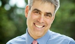 Author Jonathan Haidt (Photo provided by Random House)
