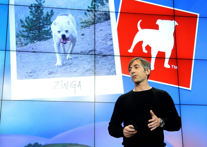 """""""These games have become something like hobbies for millions of people,"""" Zynga CEO Mark Pincus said Tuesday at the company's headquarters in San Francisco. The game maker is adding more Web games to its digital arcade and introducing more ways to play them. (Associated Press)"""