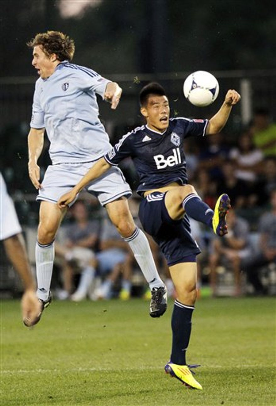 United acquired Long Tan from the Vancouver Whitecaps on Thursday. (AP Photo/John Raoux)