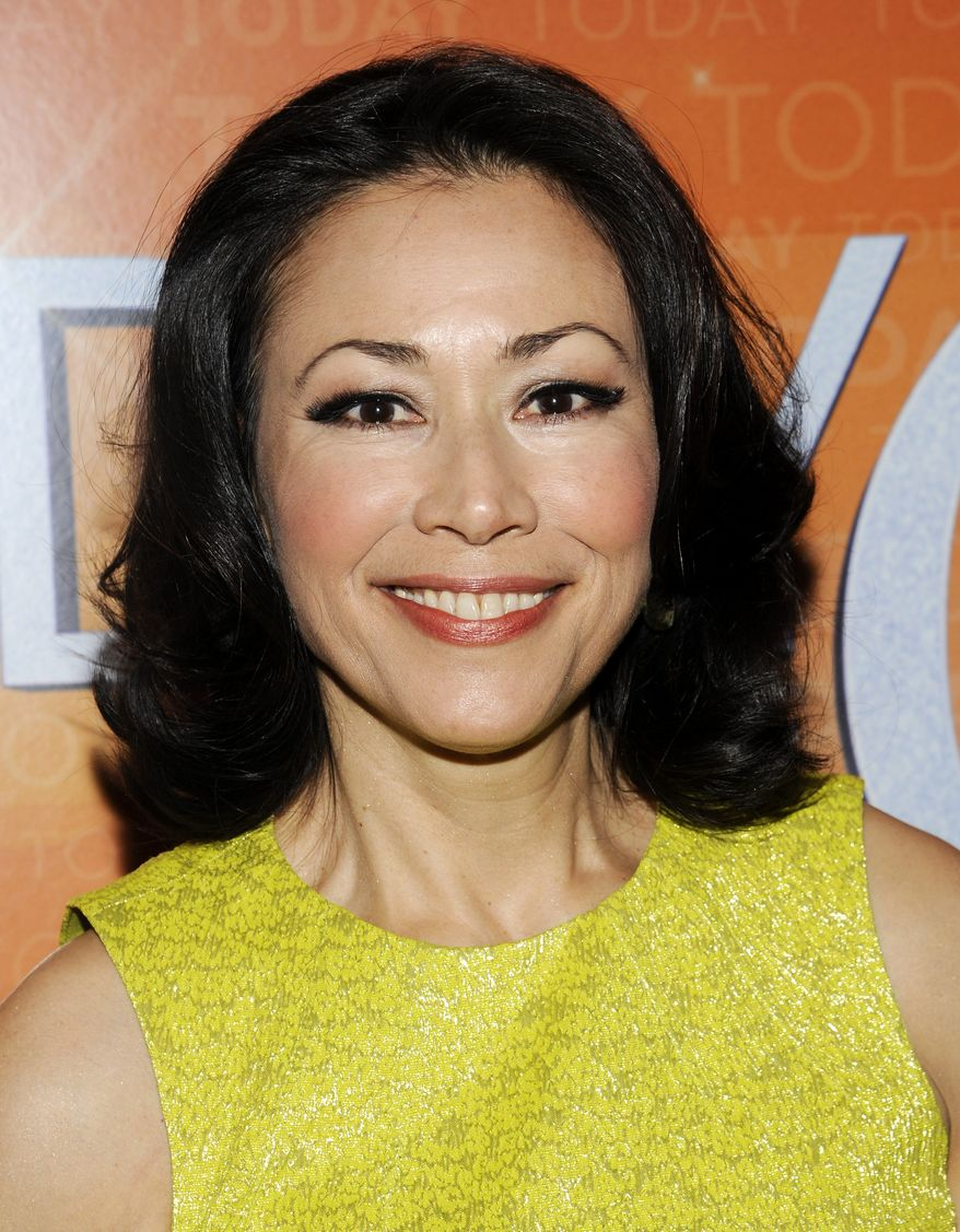 """**FILE** NBC's """"Today"""" show co-host Ann Curry attends the show's 60th anniversary celebration at the Edison Ballroom in New York on Jan. 12, 2012. (Associated Press)"""