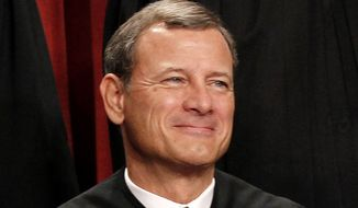 Chief Justice John G. Roberts Jr. (Associated Press)