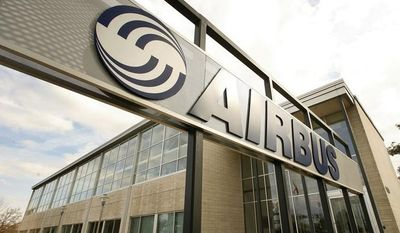 Airbus announced on Monday, July 2, 2012, that it will build a plant to assemble A320 aircraft in Mobile, Ala., where it already has its North America Engineering Center (pictured). (AP Photo/Mobile Register, John David Mercer)