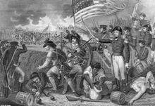 At the Battle of New Orleans, Gen. Andrew Jackson and his troops routed the British in early 1815, weeks after a peace accord was signed. (Associated Press)