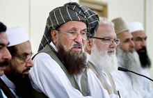 """It is an insult to our nation. The rulers have put national interest at stake just to please America."" - Maulana Samiul Haq, chairman of the hard-line Difah-e-Pakistan, or Defense of Pakistan Council (Associated Press)"