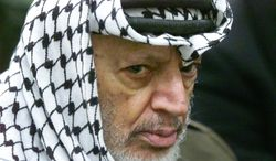 **FILE** Yasser Arafat (Associated Press)