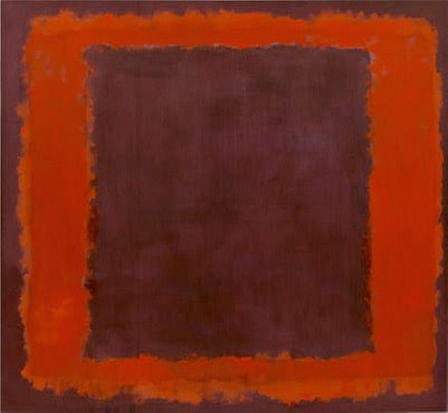 Mark Rothko: Seagram Murals at NGA.