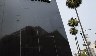 **FILE** The Countrywide Financial Corp. office in Beverly Hills, Calif., is seen here June 25, 2008. (Associated Press)