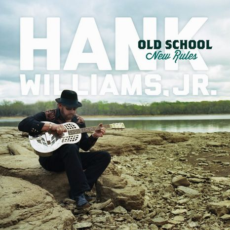 On his new album, country music legend Hank Williams Jr. makes it clear he's not among the many entertainers supporting President Obama.